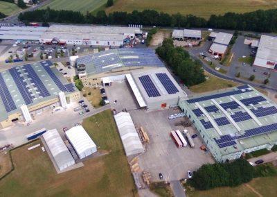 Solaranlage in Detmold - 750 kWp