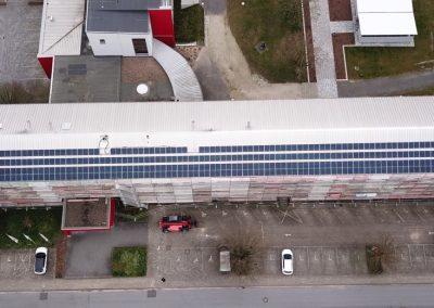 Solaranlage in Bünde - 80 kWp