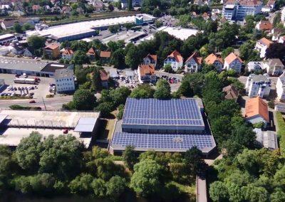 Solaranlage Herford - 185 kWp