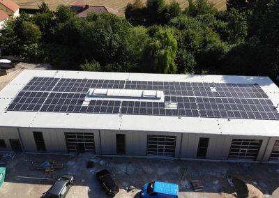 Solaranlage in Kalletal - 60 kWp