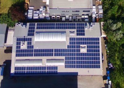 Solaranlage in Leopoldshöhe - 80 kWp