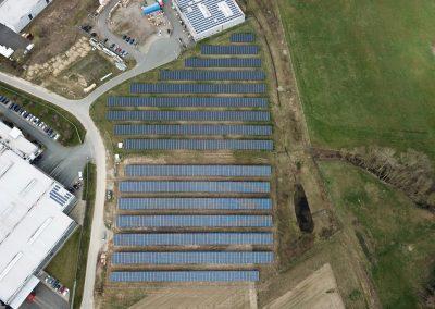 Solarpark im Kalletal - 750 kWp