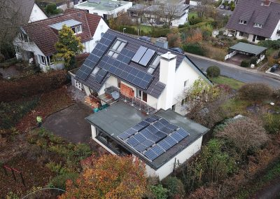 Solaranlage in Bielefeld - 9,77 kWp