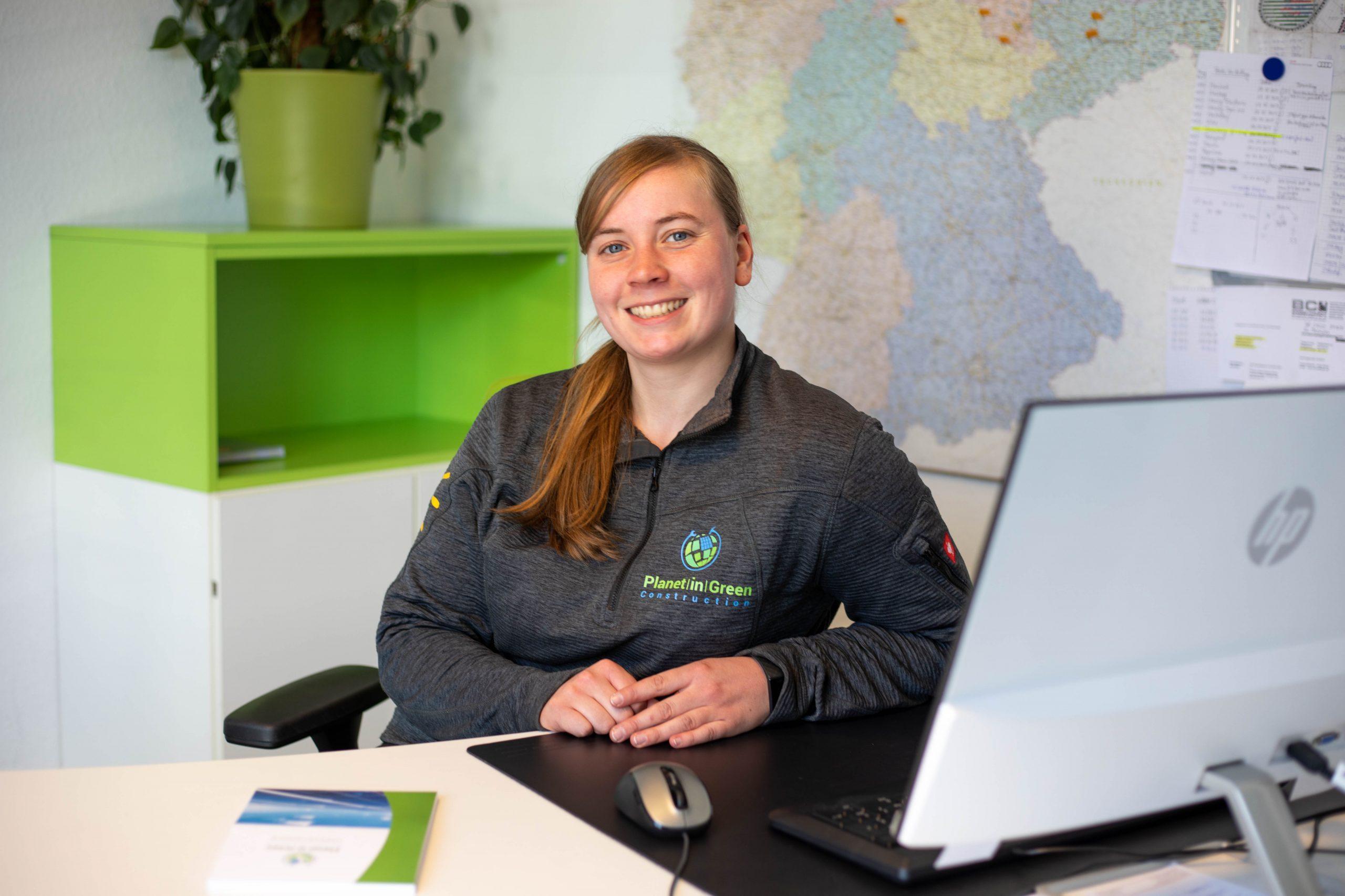 Neue Mitarbeiterin bei Planet in Green