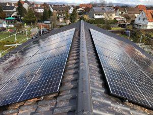 Planet in Green: Solardach in Lage